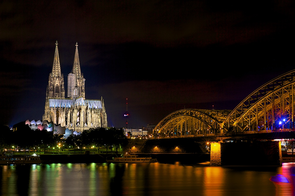 Köln by Night