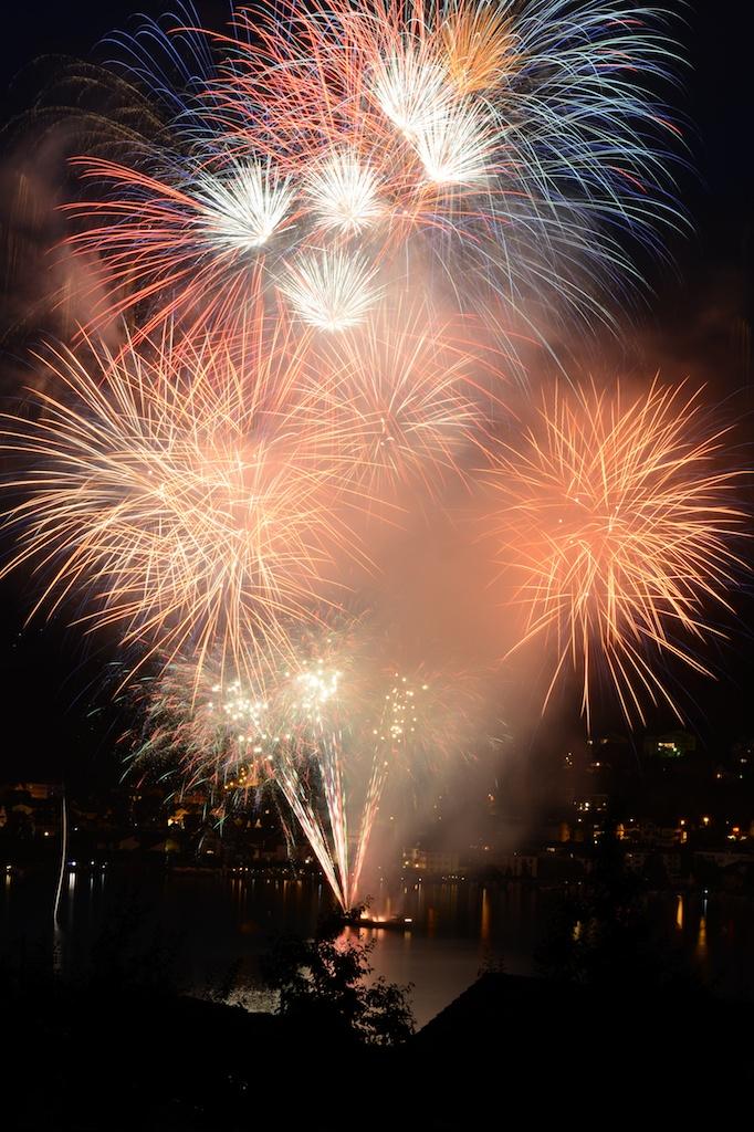 Seenachtsfest Küssnacht 2012